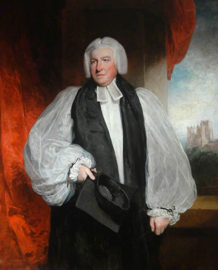 Shute Barrington (1734–1826), Lord Bishop of Durham