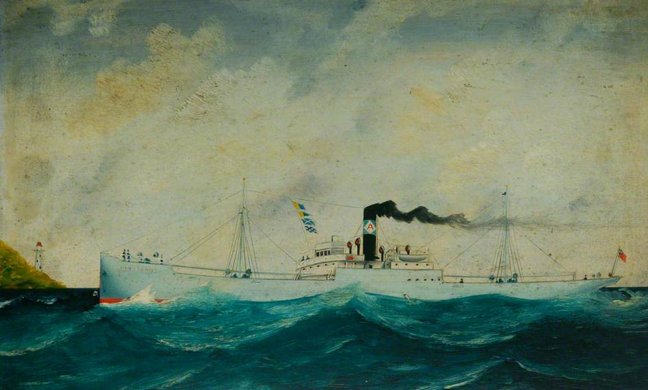 Steamship*