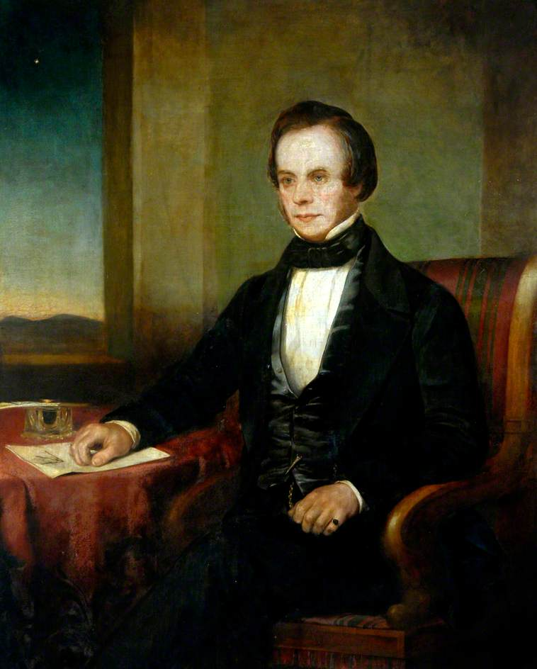 Wesley Stoker Barker Woolhouse (1809–1893), FRAS