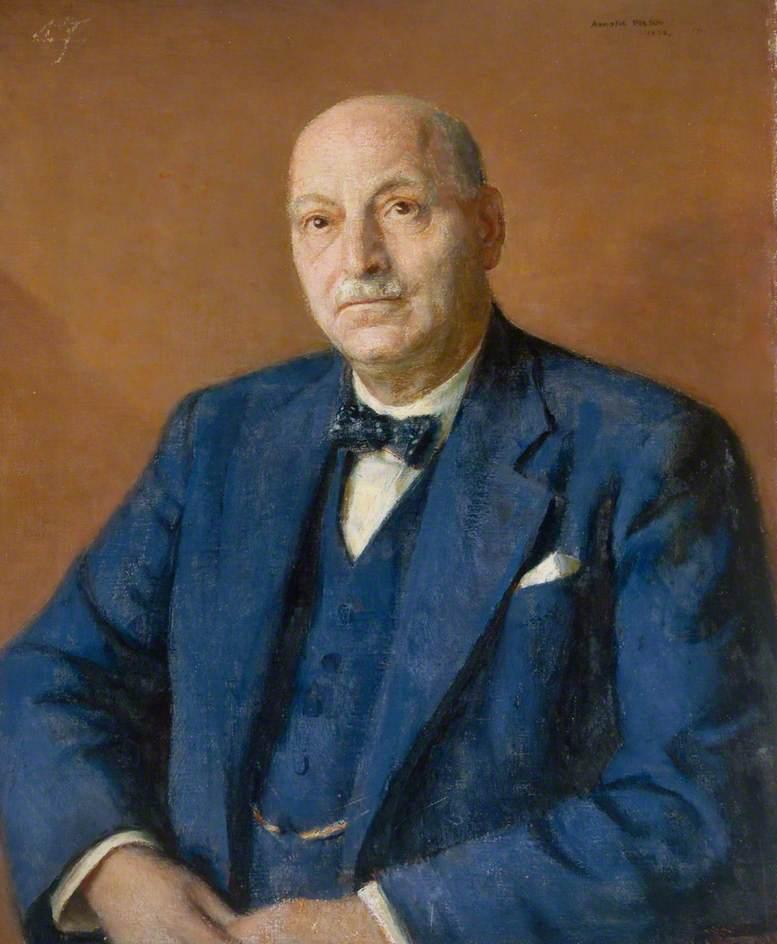 Robert Boardman (1885–1966), OBE