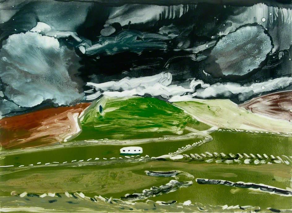 Storm Over Coal Yeat, Cumbria