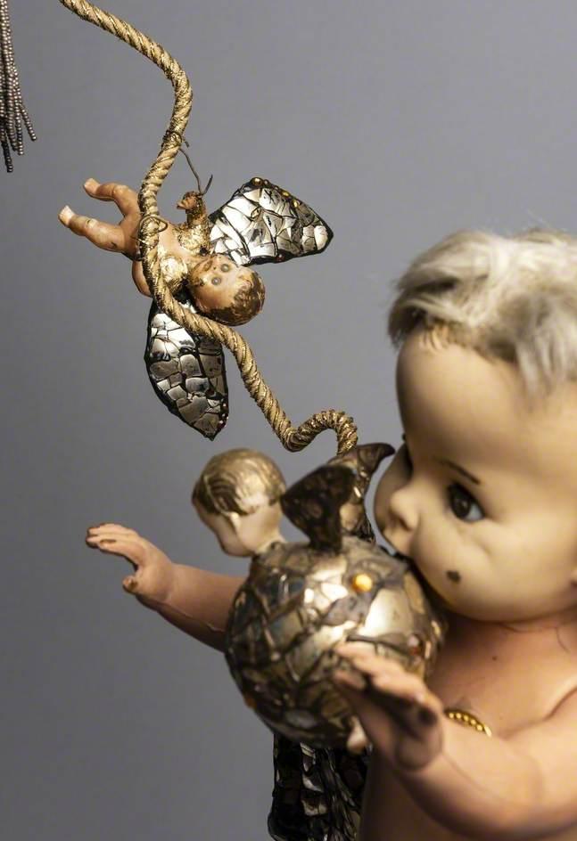Bubble Birth/Cybernetic Baby