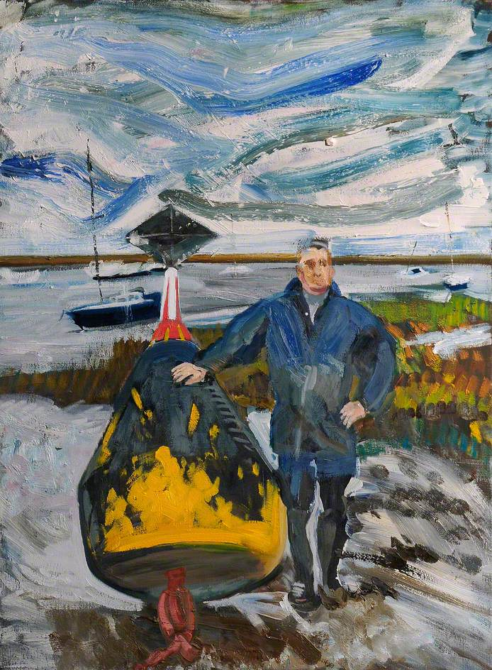 Hughie Higgins and His Buoy