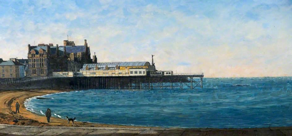 Aberystwyth Pier – 1