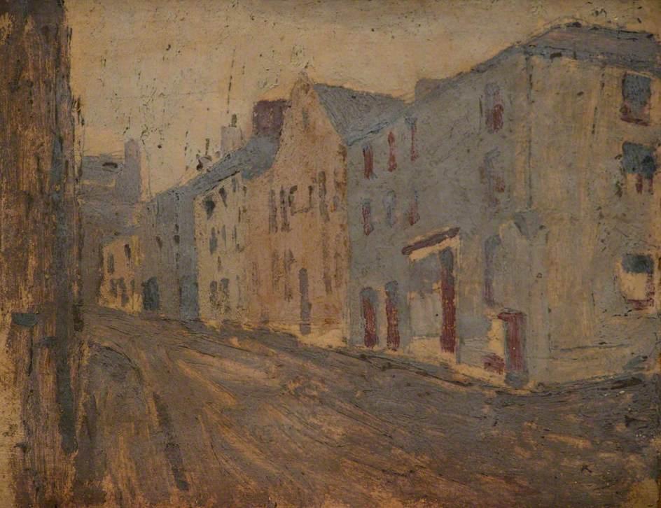 Street Scene, Carmarthen