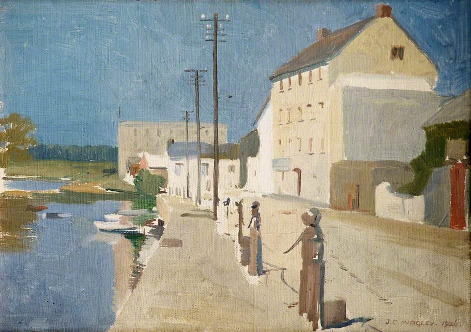 Carmarthen Quay