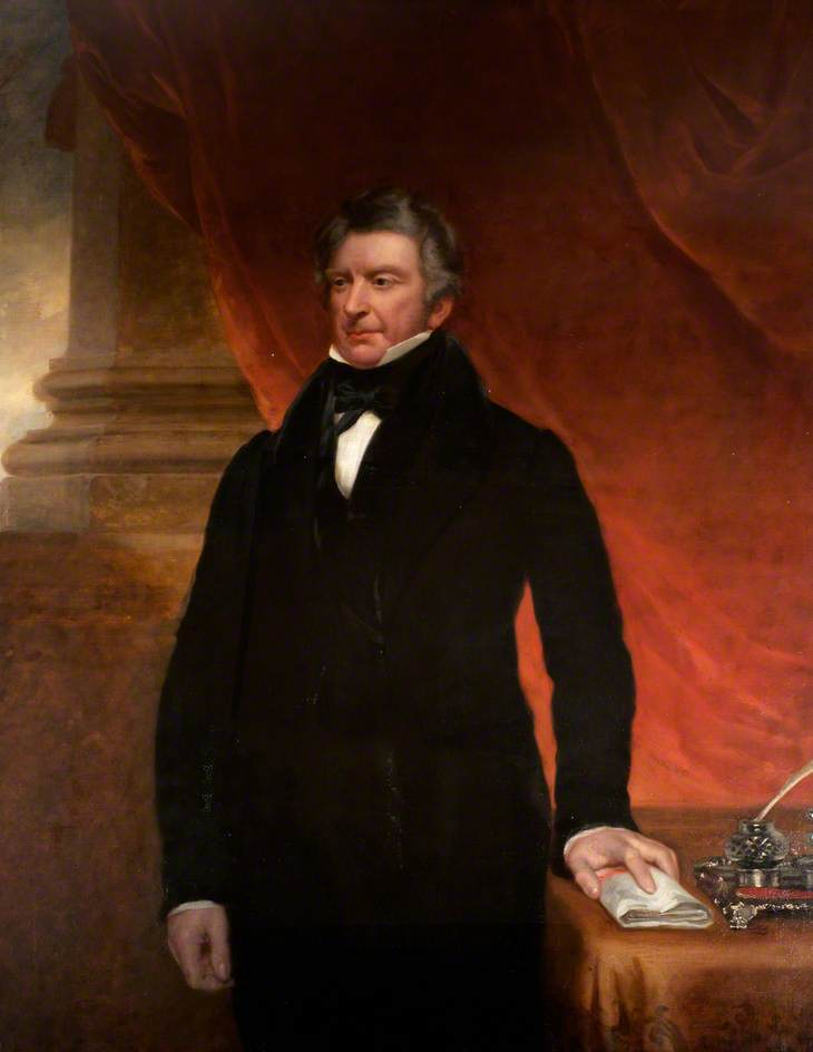 John Jones, Esq. (1777–1842), MP, of Ystrad