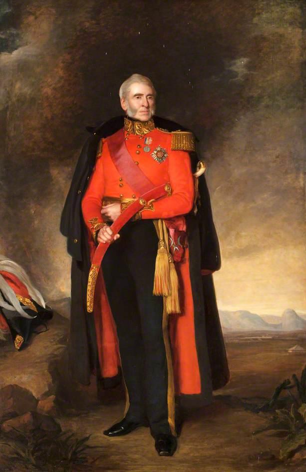 General Sir William Nott (1782–1845)