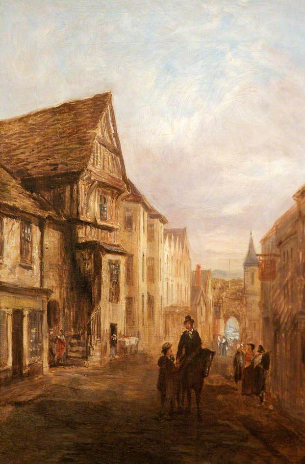 The High Street, Conwy