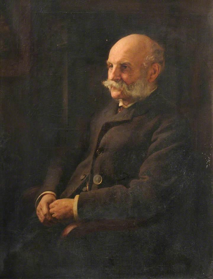 Thomas Hughes, Esq., of Ystrad (1799–1881), Chairman of Quarter Sessions (1855–1859)