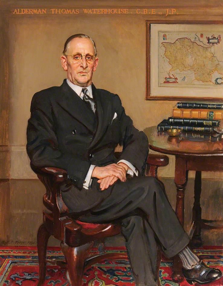 Alderman Thomas Waterhouse (1878–1961)