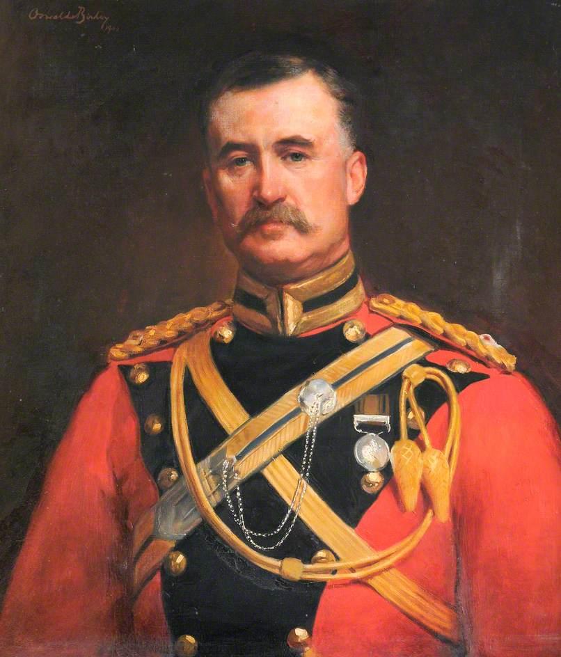 Henry Richard Lloyd Howard of Wigfair (1853–1922), CB