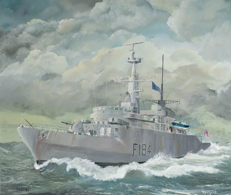 HMS 'Ardent'