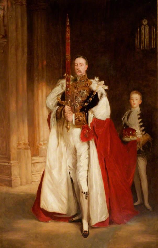 Charles Stewart Vane Tempest Stewart (1852–1915), The 6th Marquess of Londonderry, KG, MVO, EO