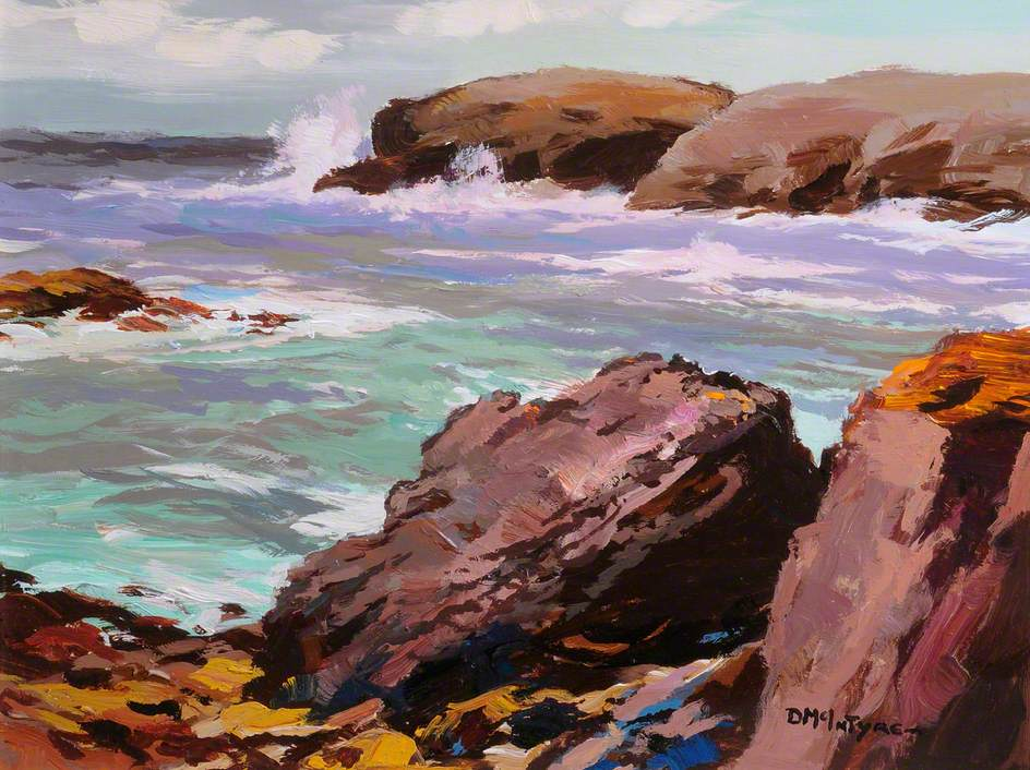 Rocky Shore, Anglesey