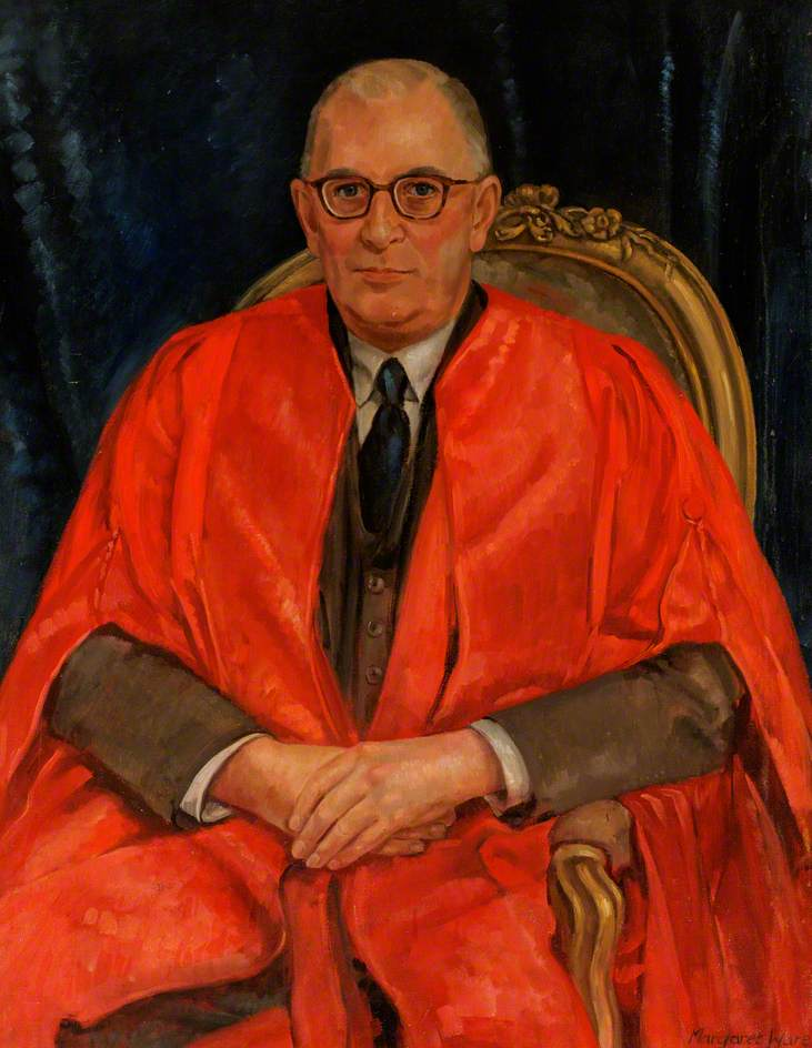 Anthony Bedford Steel (1900–1973), Principal of University College Cardiff (1949–1966), Vice-Chancellor of the University of Wales (1956–1961)
