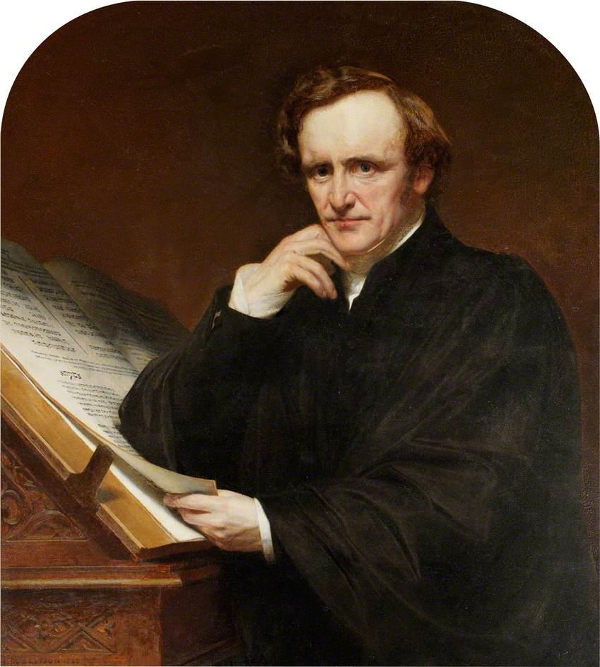 Rowland Williams (1817–1870), Vice-Principal of St David's College (1843–1850)