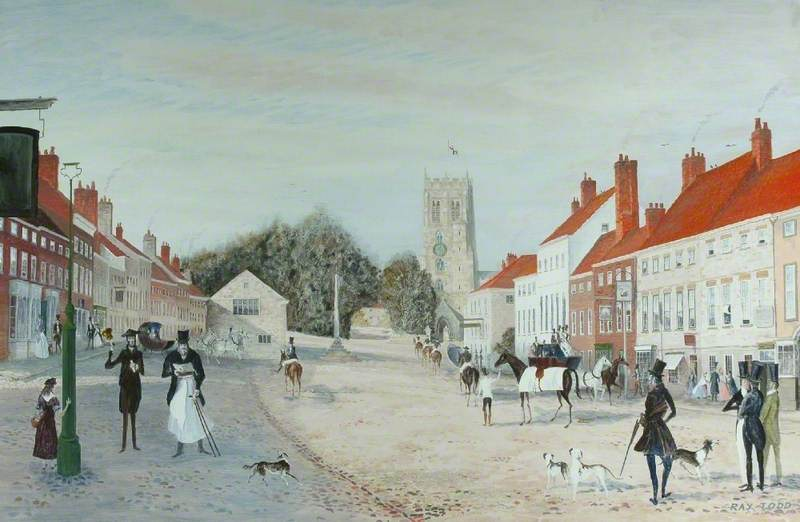 Old Bedale