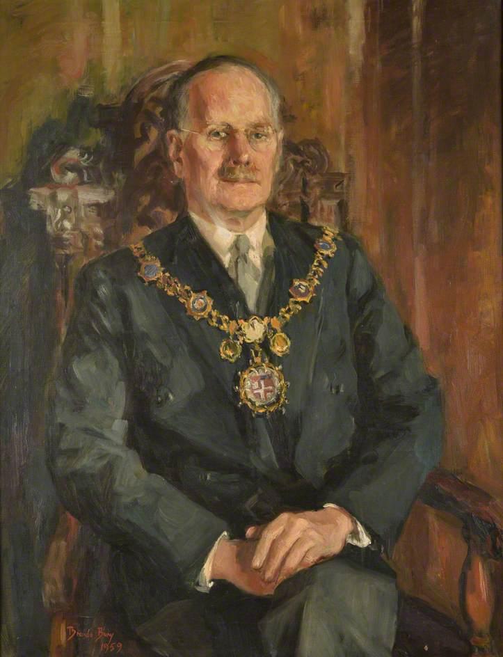 Jack Simpson, Alderman of Harrogate