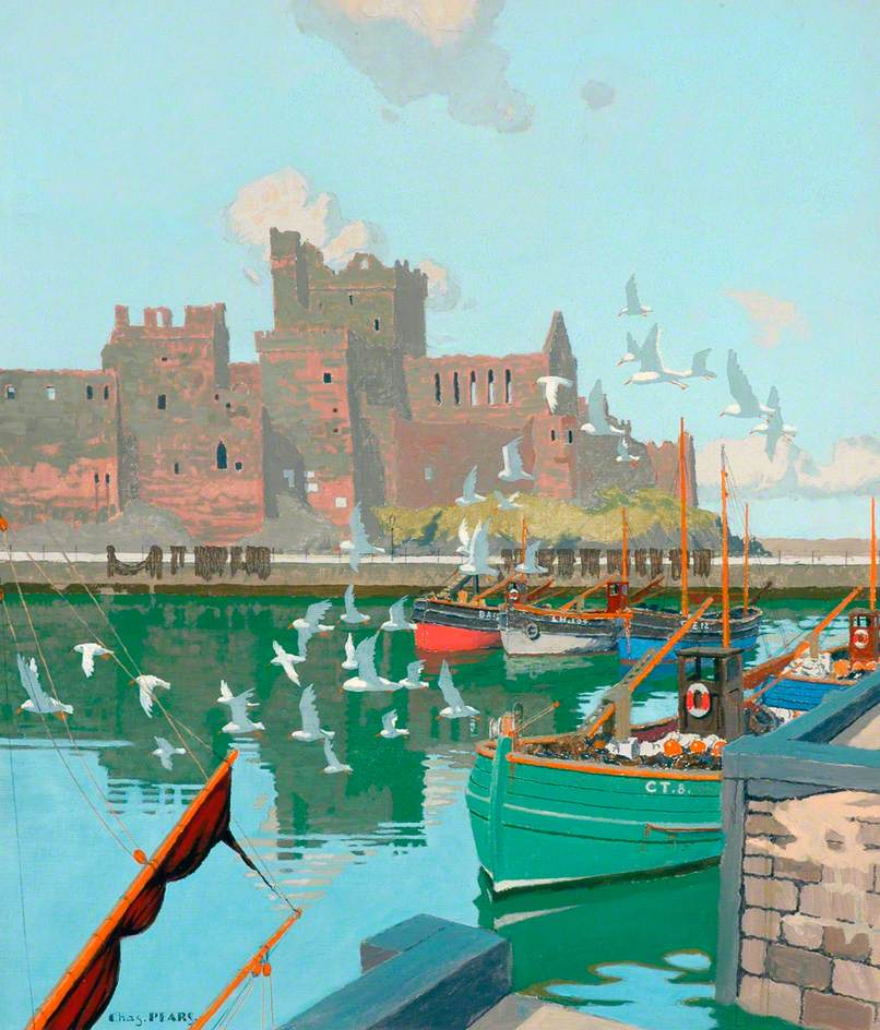 Isle of Man: Peel Castle