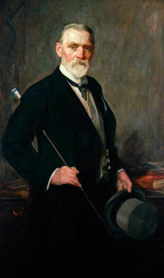 Charles Colin MacRae, JP, Chairman, Railway Debenture and General Trust Company, 1911