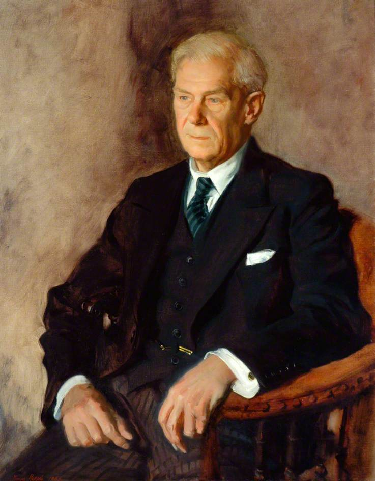 Lord Hurcomb, Chairman, British Transport Commission (1947–1953)