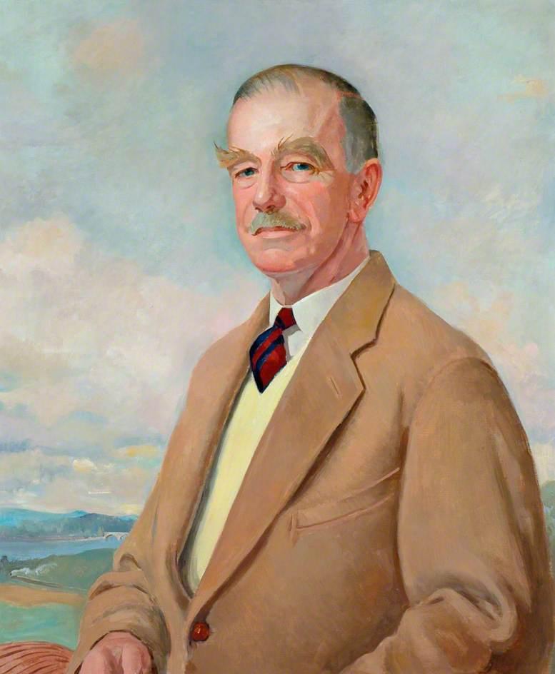 General Sir Brian Robertson, Chairman, British Transport Commission (1953–1961)