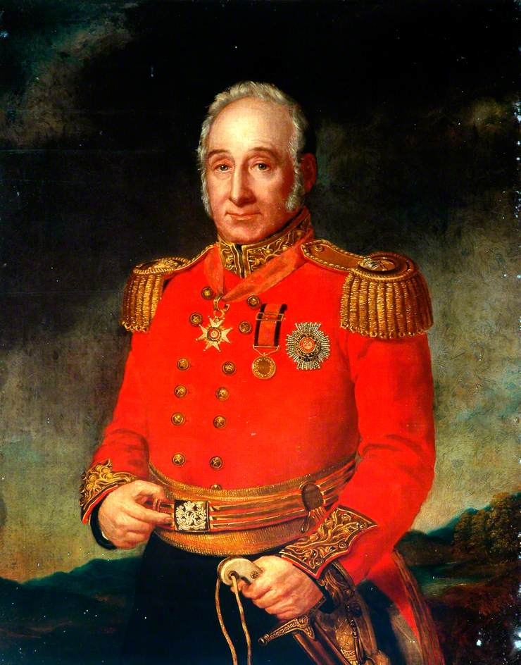 General Sir James Watson, KCB, the 14th Regiment of Foot