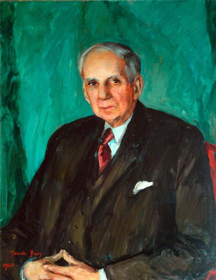 Francis Croyden Whittaker, Mayor (1934–1936)