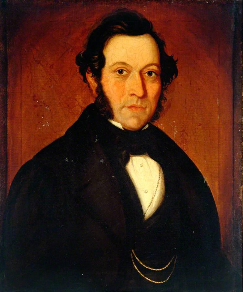 Captain Thomas Hodgson (1806–1872)