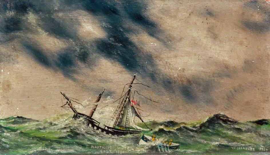 'Nautilus', Whitby, Lost 1860