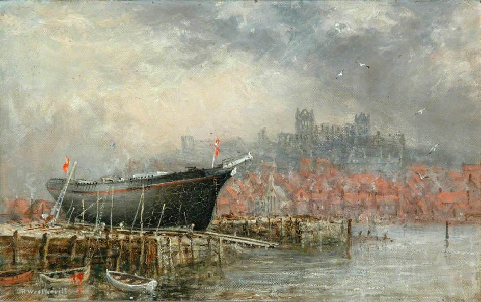 'Merrie England' Barque