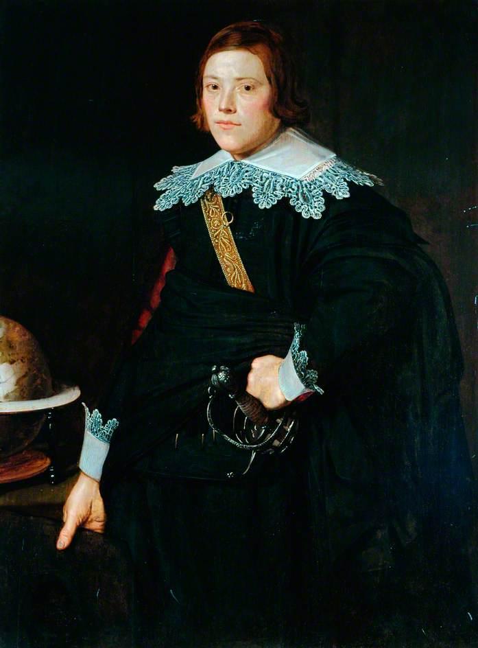 Captain Browne Bushell (1609–1651)