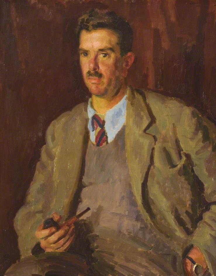 Kenneth Norman Bell (1884–1951), Scholar (1903), Fellow and Tutor in Modern History (1919–1941), Founding Secretary of the Balliol Society (1927–1950)