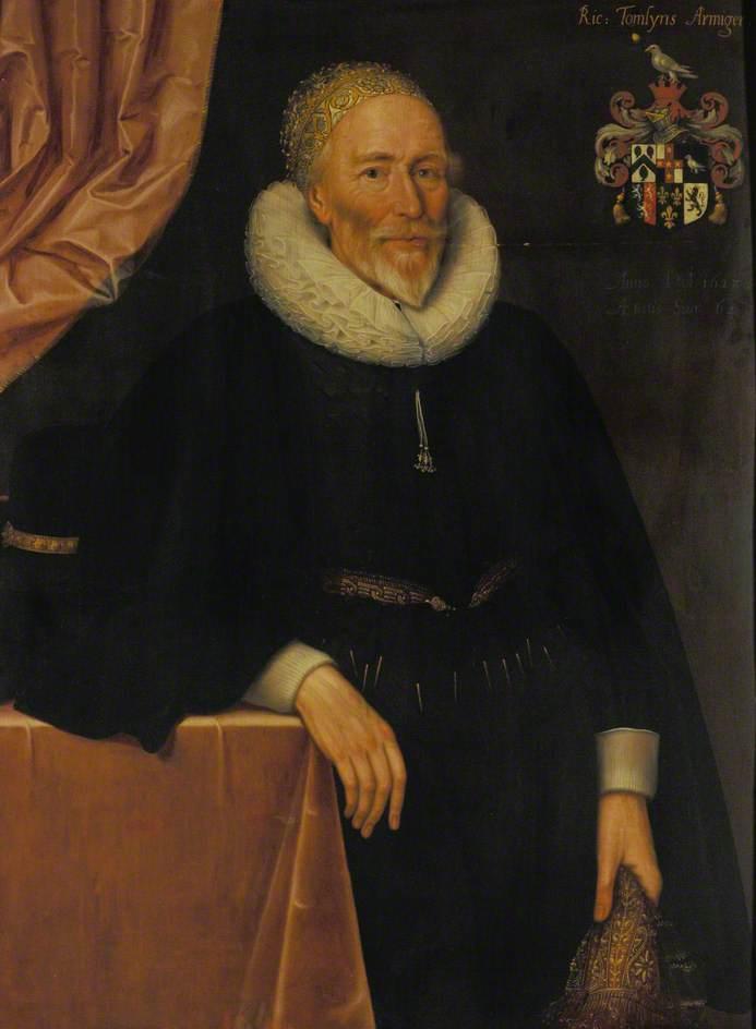 Richard Tomlins (1564?–1650)