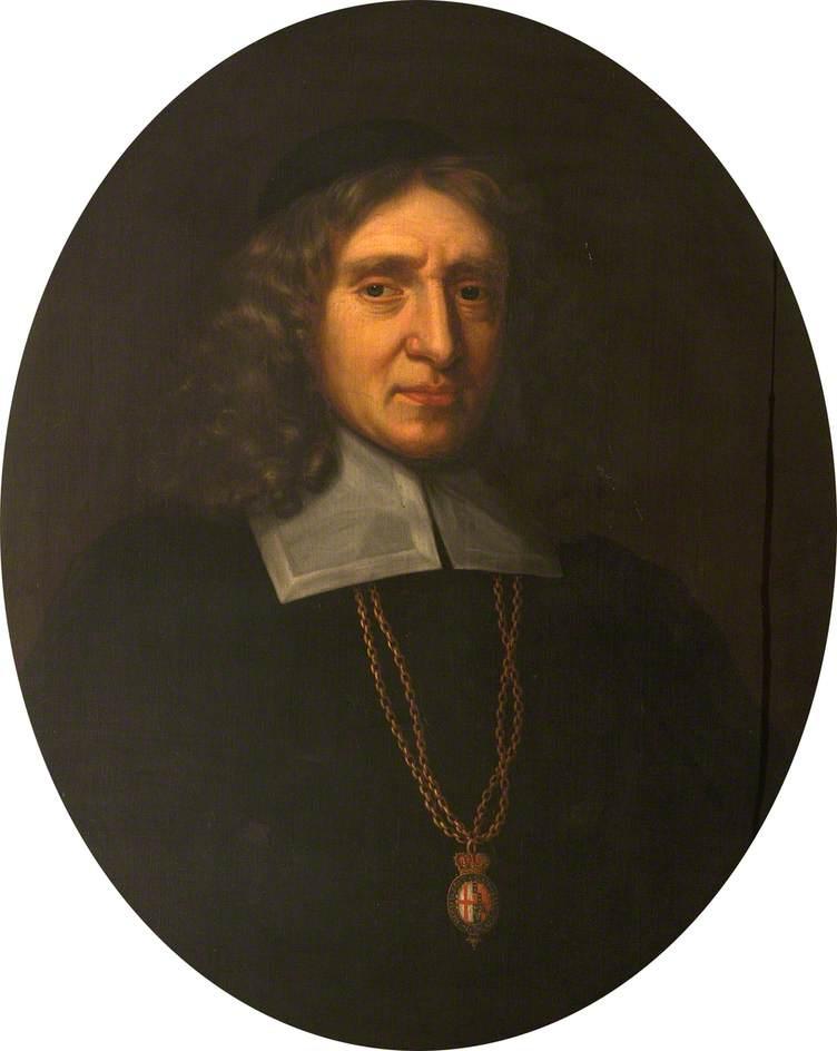 Sir William Dugdale (1605–1686)