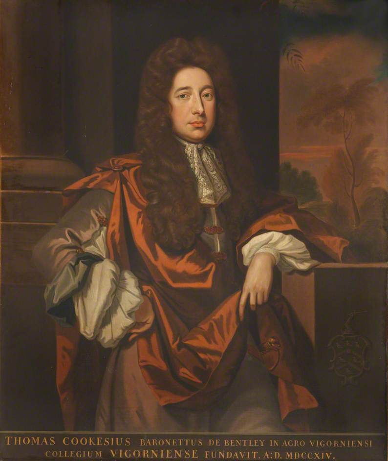Sir Thomas Cookes (1648–1701), 2nd Bt