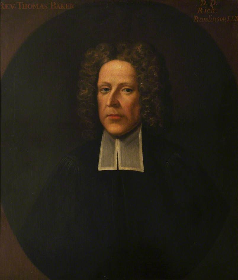 Thomas Baker (1656–1740)