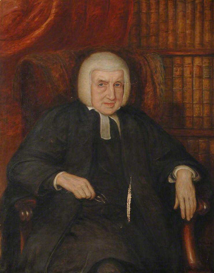 Martin Joseph Routh (1755–1854)