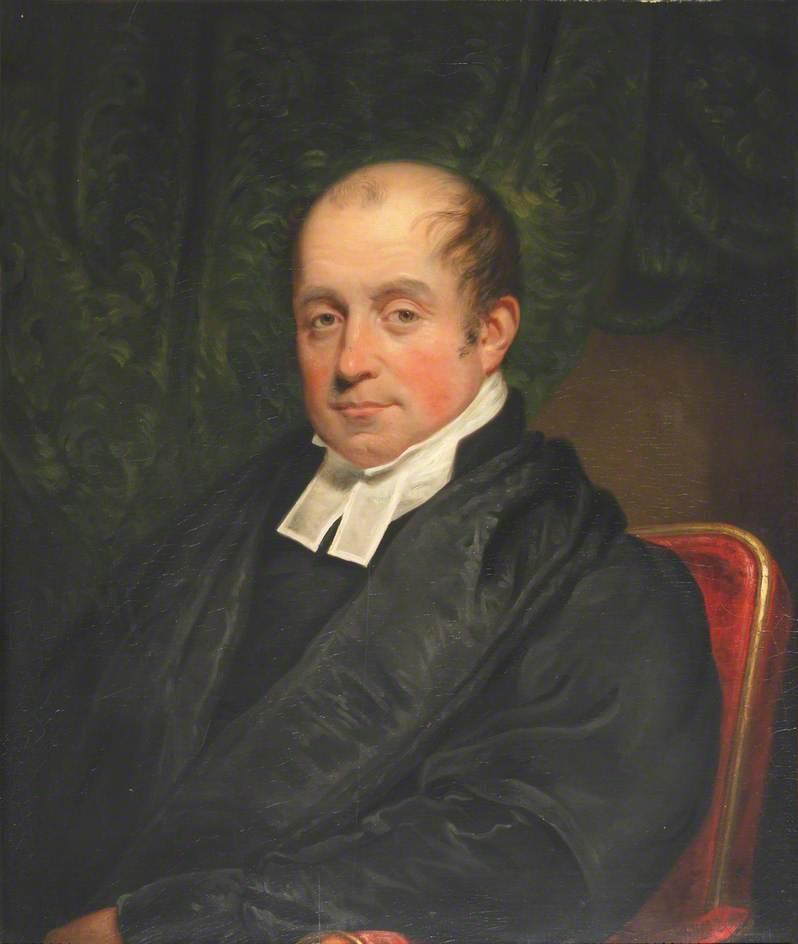 Bulkeley Bandinel (1781–1861)