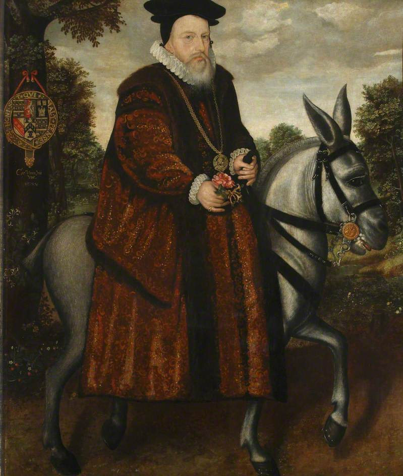 William Cecil (1520–1598), Baron Burghley