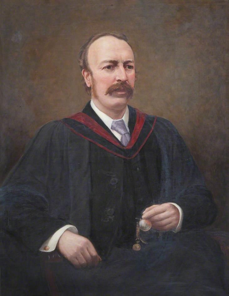 Edward Williams Byron Nicholson (1849–1912)