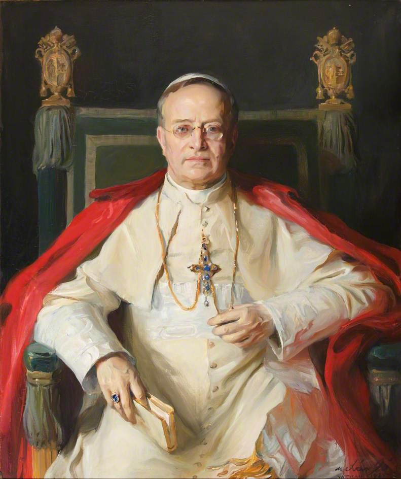 Pope Pius XI (1857–1939)