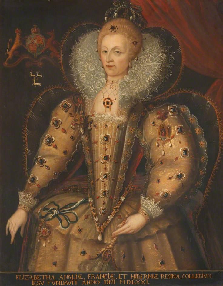 Elizabeth I (1533–1603)