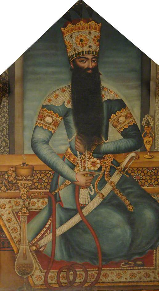 Fath Ali Shah Qajar (1772–1834), Shah of Iran