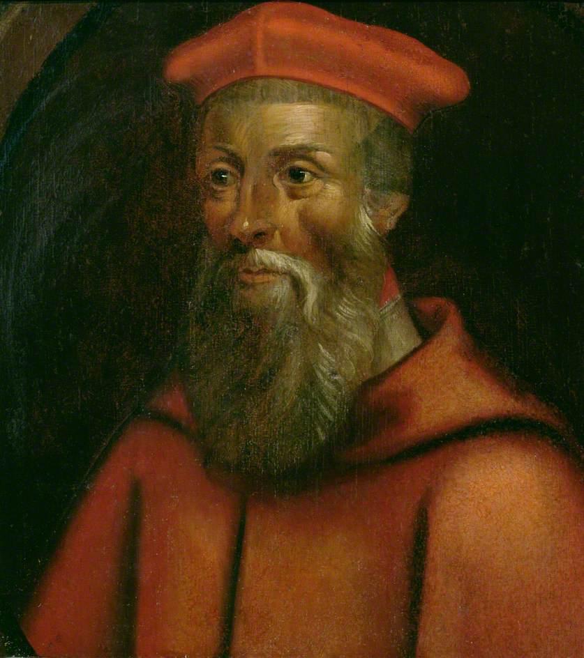 Reginald Pole (1500–1558), Archbishop of Canterbury