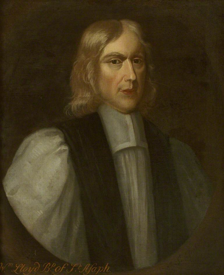 William Lloyd, Bishop of St Asaph