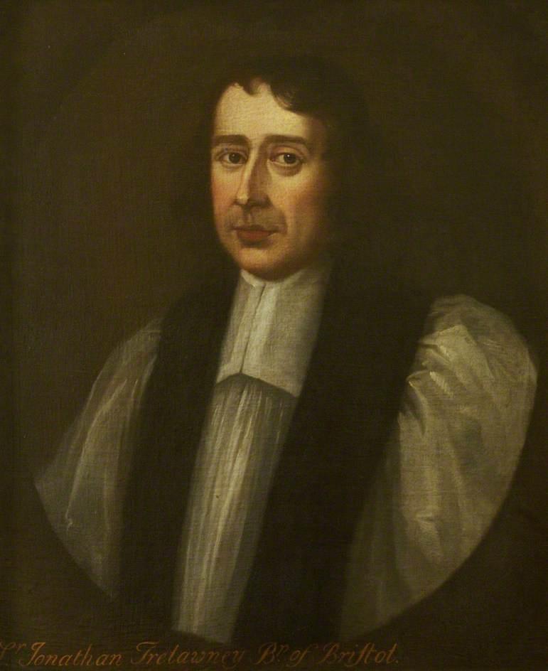 Sir John Trelawney, Bishop of Bristol