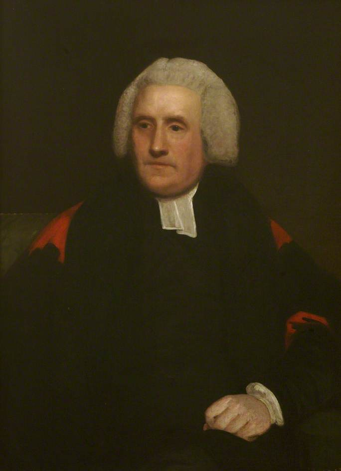 John Cooke (1734–1823), President, Vice-Chancellor