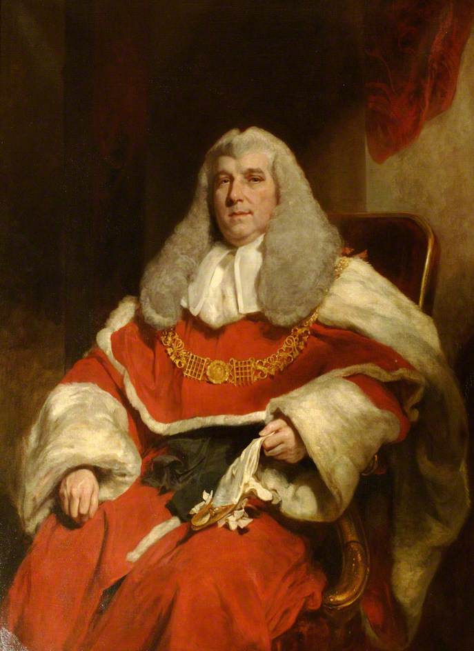 Charles Abbott (1762–1832), Baron Tenterden, Lord Chief Justice
